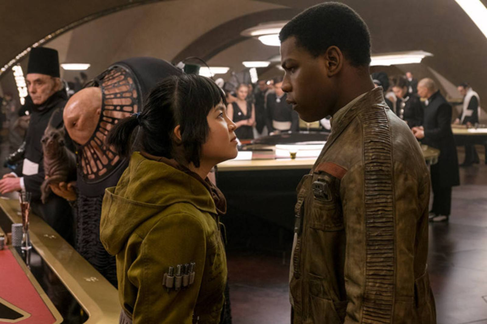 Finn & Rose, Star Wars 8